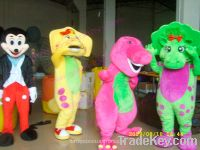 Sell moving cartoon, promotion walker