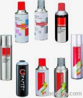 Sell 2012 Improved Acrylic Spray Paint