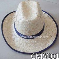 Sell Straw Hat;Leisure Hat;Fishing Hat; straw cap, straw cowboy hat,