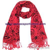 Sell Fashional Scarf, Acrylic Scarf, Promotional Scarf, Cotton Scarf,