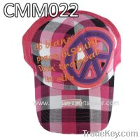Sell 2012 fashion style cotton embroidered baseball cap
