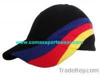 Sell 100% cotton simple baseball cap, Baseball Caps Hats