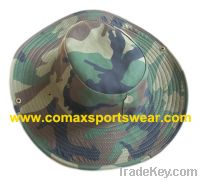 Sell 100% cotton twill high quality fishing bucket hat