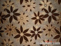 Sell chenille furniture fabric art. leaf