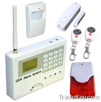 Sell GSM home alarm system S100, S110
