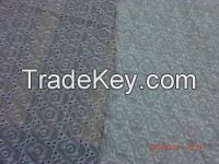 stock chiffon fabric