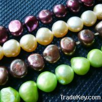 Sell freshwater pearl strands