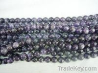 Sell amethyst beads and stone