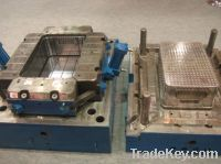 plastic basin injection mould