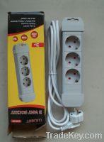 3 way socket