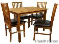 Sell oak dining set