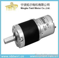 Sell 36mm low noise and long life DC Gear Motor