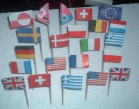 Sell flag tooth picks