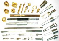 Sell aluminum axles, fittings, bolts, nuts, washer