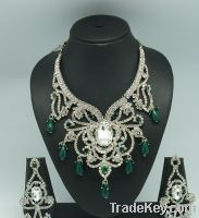 Sell Crystal jewelry set