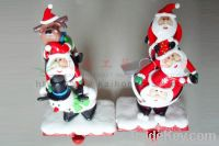 Sell polymer  decoration for Christmas gift