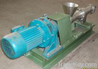 Sell Small stainless steel vacuum pug mill