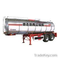 Sell Semi-trailer liquid asphalt tanker