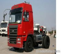 Sell for CAMC 4x2 truck head _35.5 ton with WEICHAI 340HP Engine