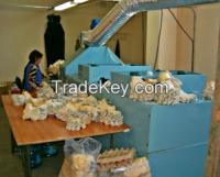 Working Protective Glove Making Machine Line