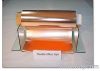 Sell ED Copper Foils for Li-ion Battery (Double-shiny)