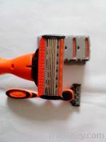 Sell razor blade - 5blade