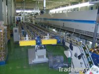 Sell automatic roller chain conveyor for empty cans