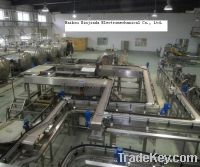 Sell automatic transmission assembly line conveyor for cans bottles