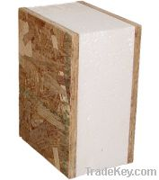 Sell OSB, fiber cement, hard PVC SIP panels