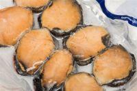 Frozen Abalone shell