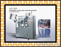Hero Brand Automatic filling and sealing packing machine