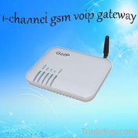 1 channel gsm voip gateway
