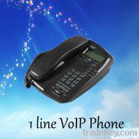 1 line voip sip ip phone