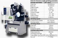 Sell CNC grinder for hook and clearance angle of TCT circular saw blad