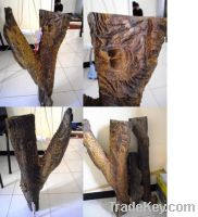Sell agarwood carving dragon snake sinking