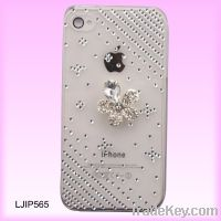 Sell 2012 Newest Design, For rhinestone iphone4S case