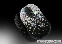 Sell Computers mouse with crystal