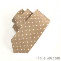 High-grade real silk tie custom