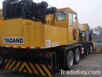 Sell Used Crane tadano 35t