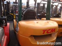 Sell used lifting truck TCM 3t