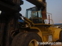 Sell used forklift hyster 36t