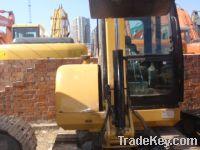 Sell used excavator CAT305