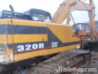Sell used CAT excavator CAT320B