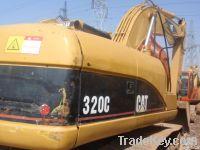 Sell used CAT excavator CAT320C