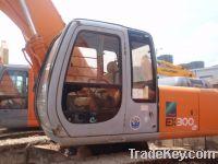 Sell used hitachi excavator EX300