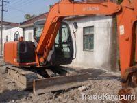 Sell used excavator hitachi ZX60