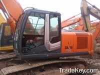 Sell used hitachi excavator ZX200