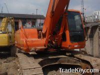 Sell used Daewoo excavator DH220
