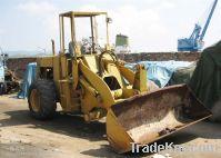 Sell used komatsu wheel loader WA50