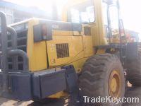 Sell used loader komatsu WA420